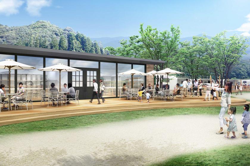 京都初のグランピング業態のキャンプ場『GRAX(グラックス)』が6/29日にオープン