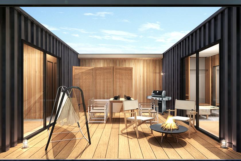 最高に贅沢なアウトドア体験しませんか?「藤乃煌」宿泊予約受付スタート!
